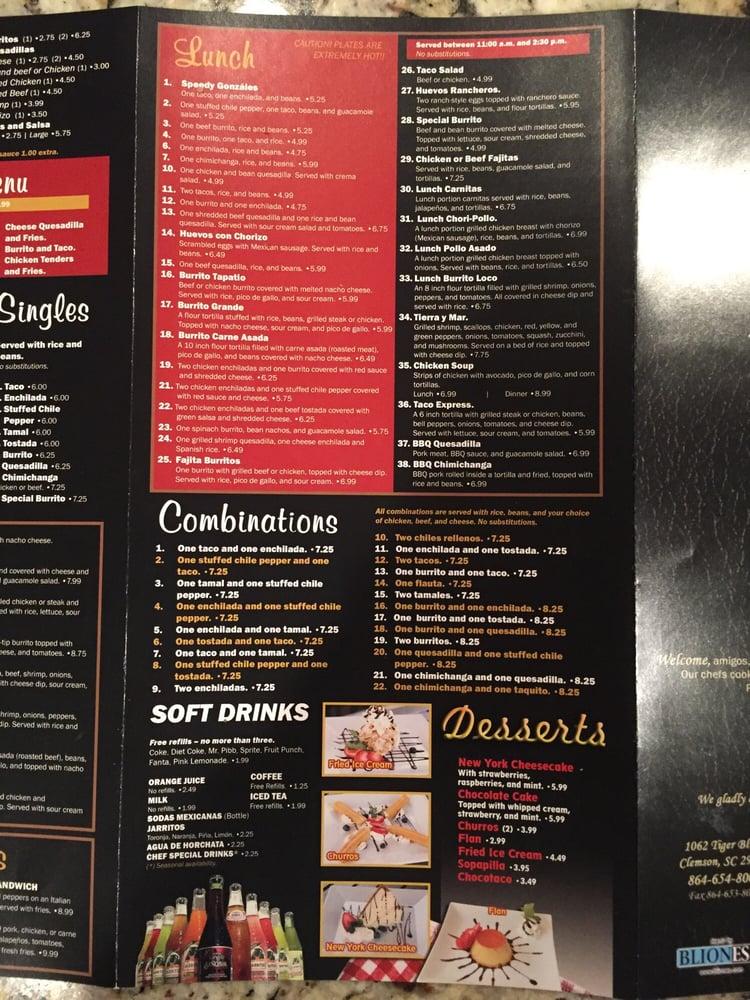Taco Restaurants Near Irmo