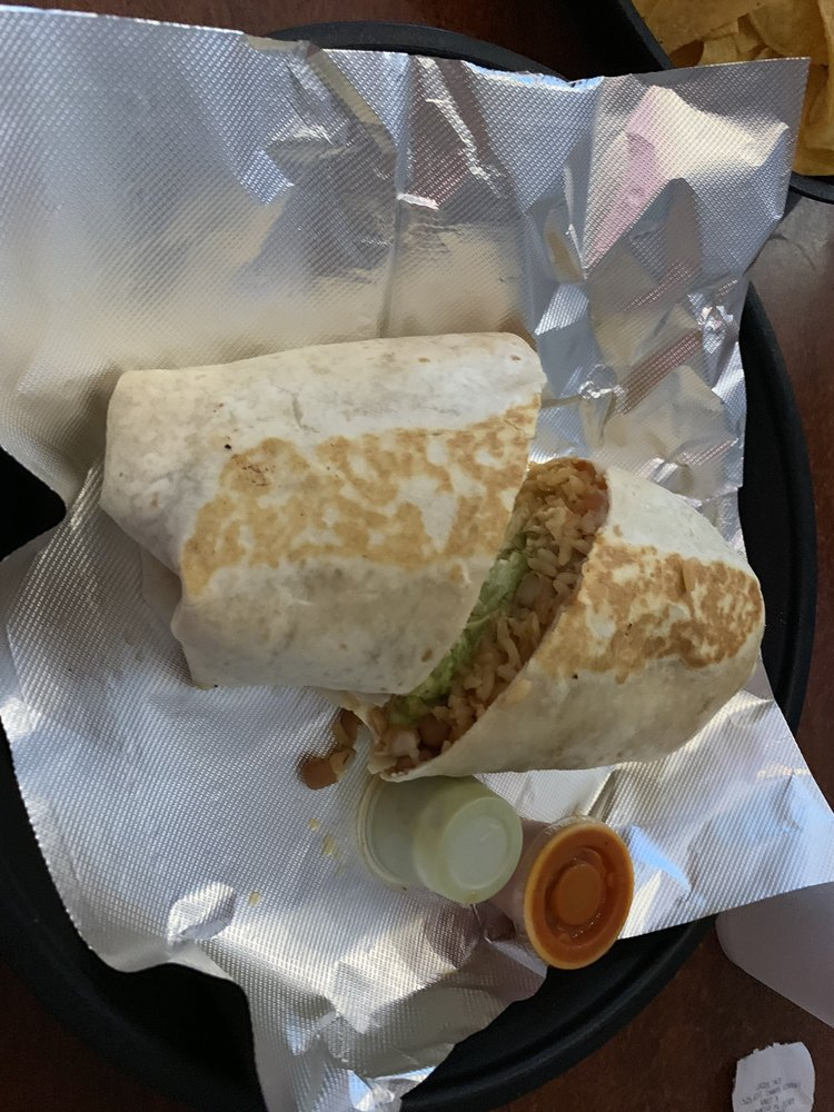 Food from Locos Tacos & Bar