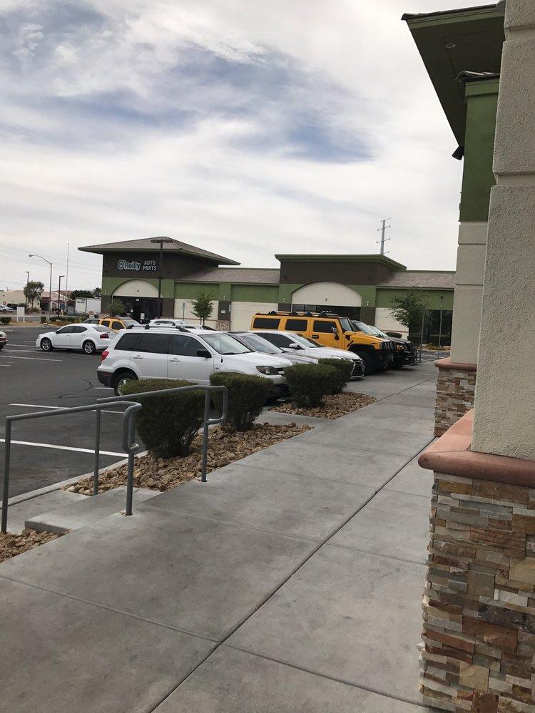 O'Reilly Auto Parts: 4388 E Craig Rd, Las Vegas, NV