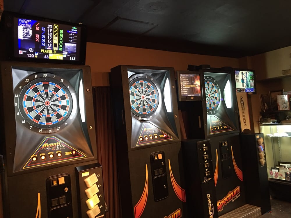 Darts Bar Rough Square