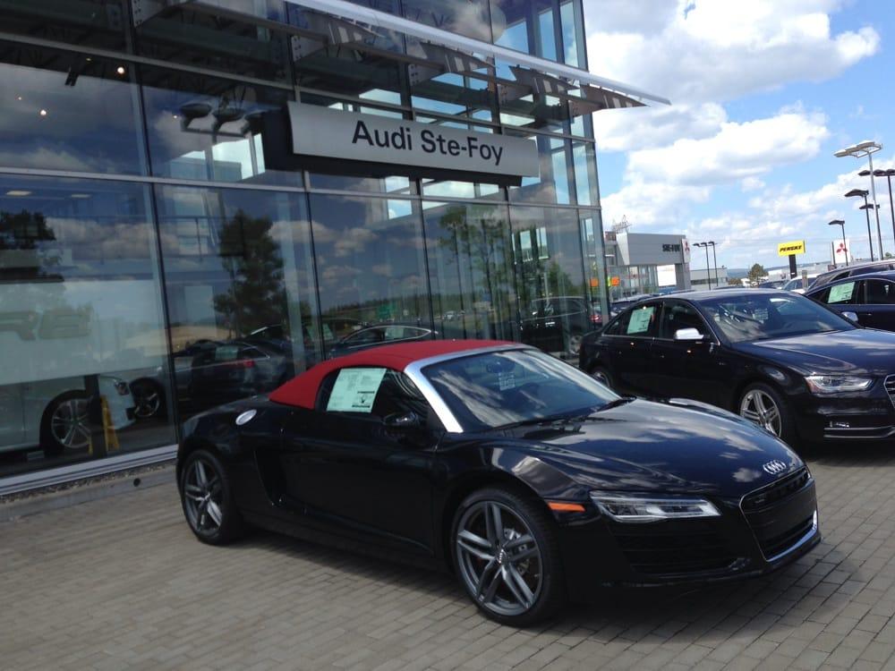 Audi Ste Foy Car Dealers 2834 Rue Einstein Quebec