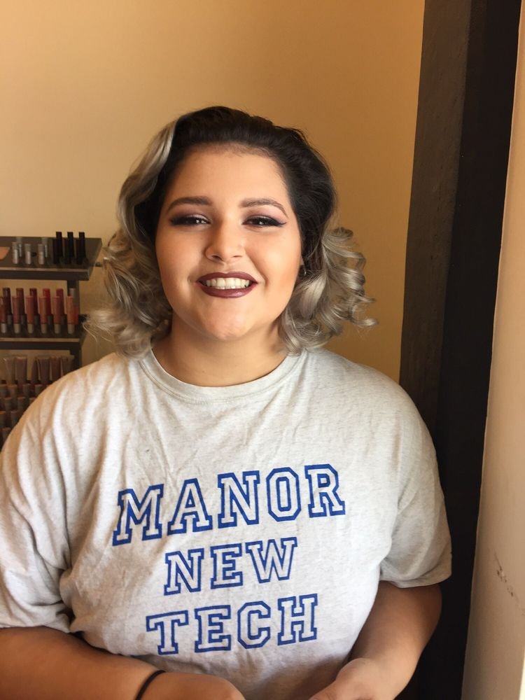 How Pretty Is Her Makeup Application Done For 10 She Got Her