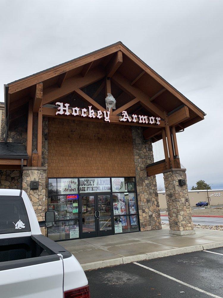 Hockey Armor: 315 E Francis Ave, Spokane, WA
