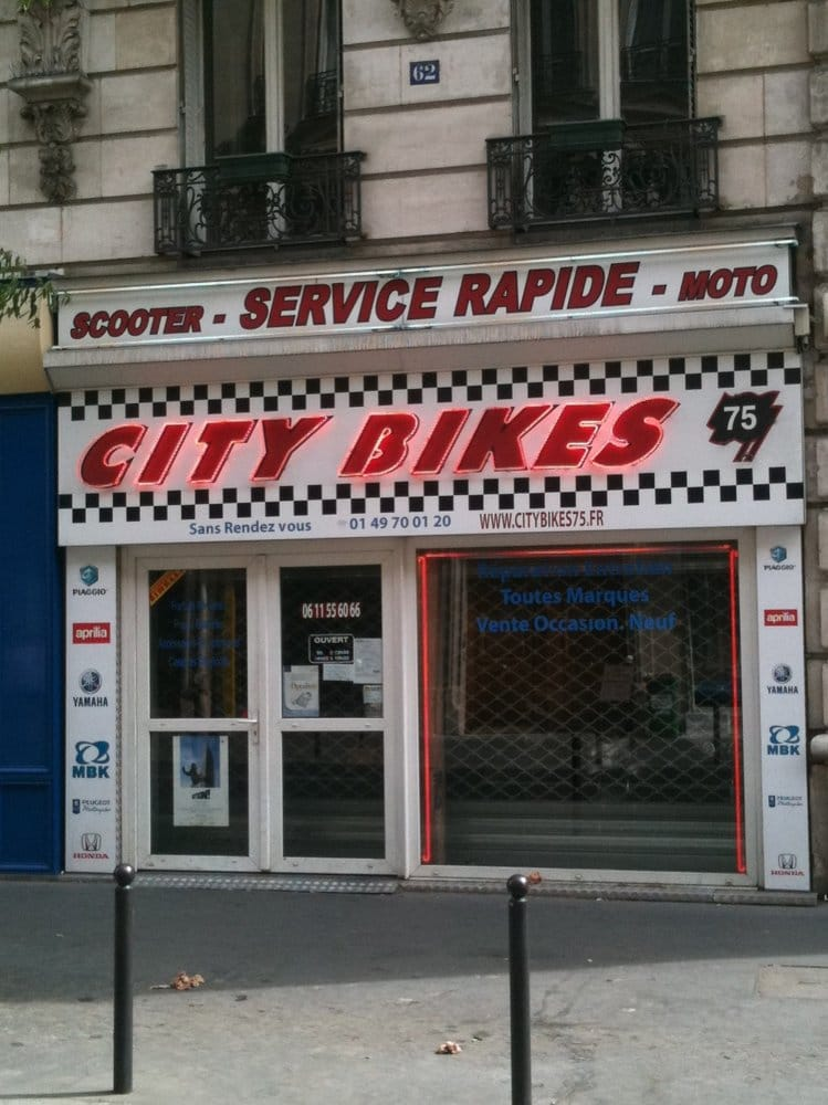 City Bikes 75