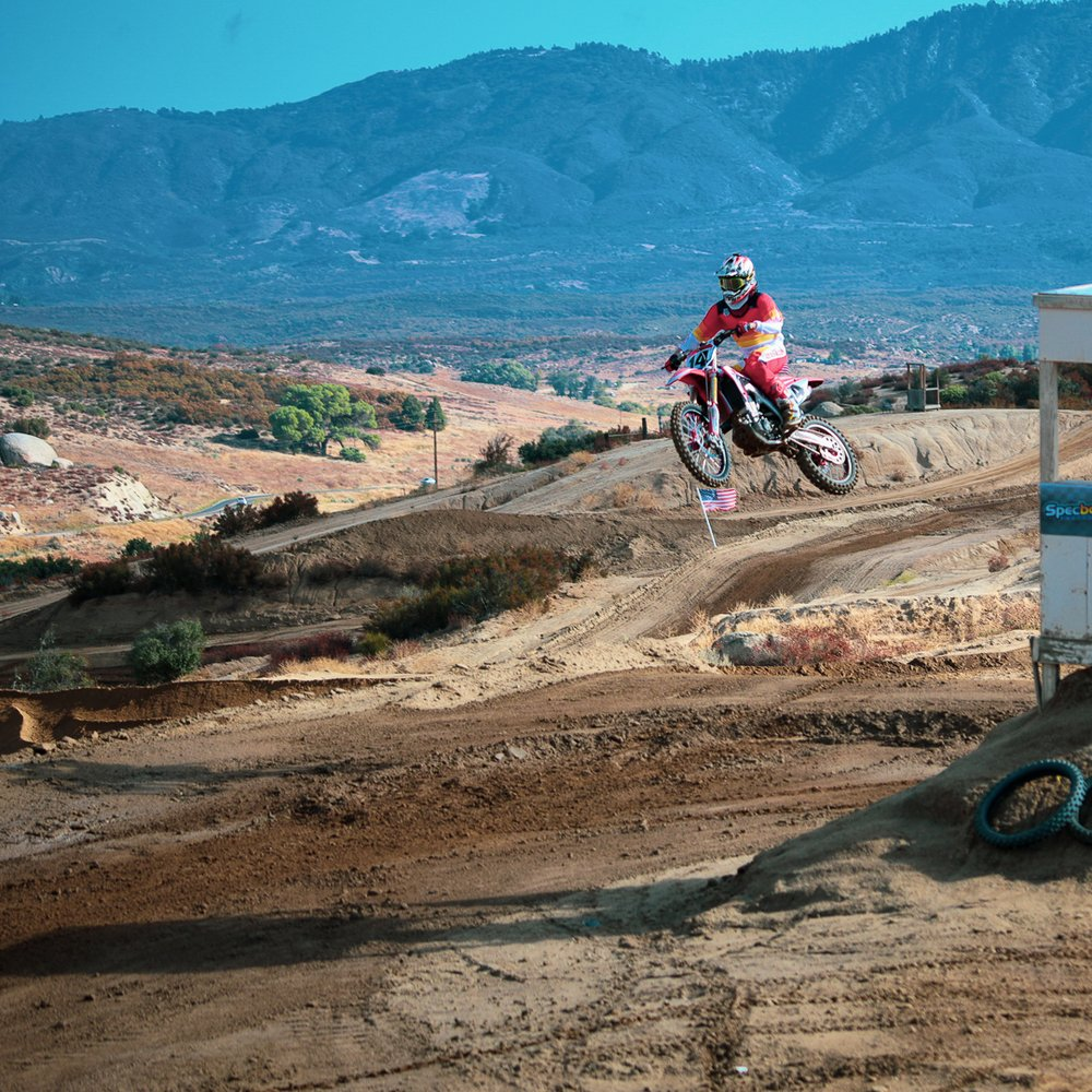 Cahuilla Creek Motocross Park: 50100 US Highway 371, Anza, CA