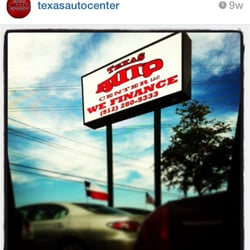 texas auto center fax number