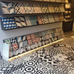 Terrazzo Tiles - Building Supplies - 14 Englands Lane, Belsize Park
