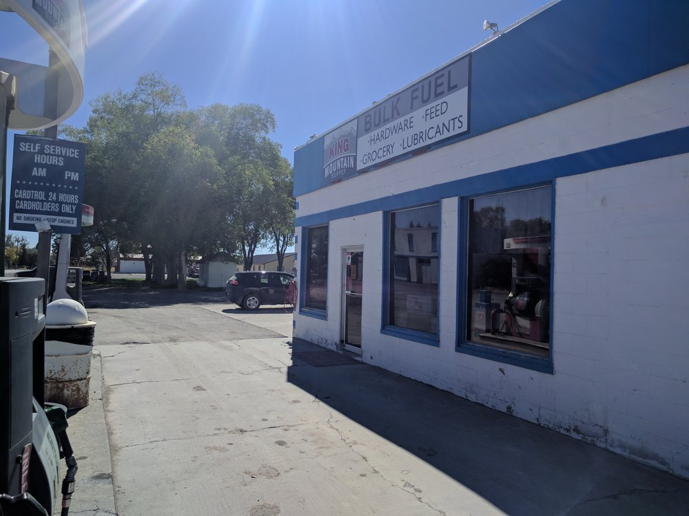King Mountain Supply: 3153 N 3350th W, Moore, ID