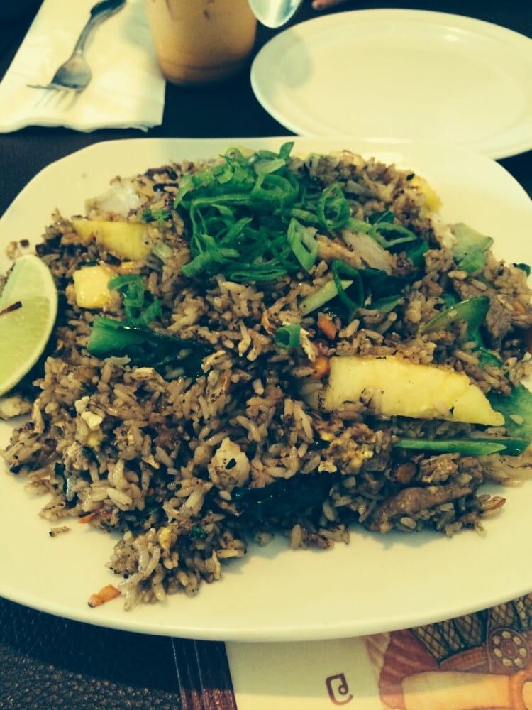 Sister Kitchen Thai Food Menu