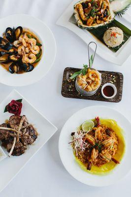 Nan Thai Fine Dining 558 Photos 453 Reviews Thai