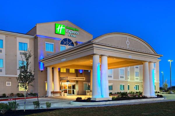 Holiday Inn Express & Suites Cotulla: 624 Las Palmas Blvd, Cotulla, TX