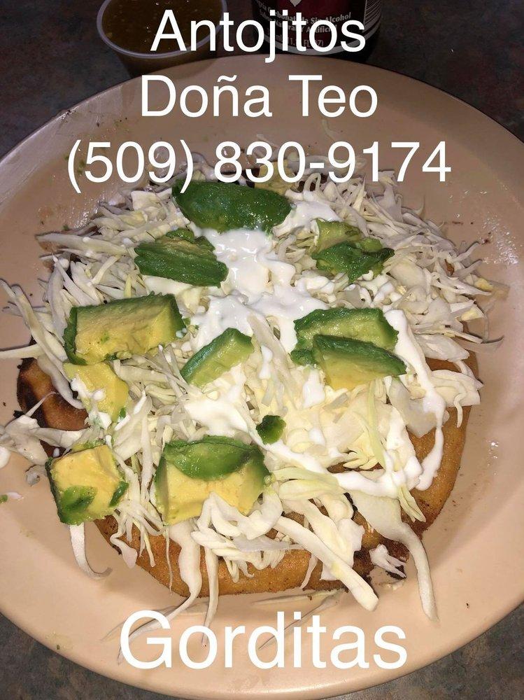 """Antojitos Mexicanos """"Doña Teo"""": 208 S Wapato Ave, Wapato, WA"""