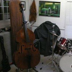 Charming Photo Of Waskiel Furniture Refinishing   Greenville, RI, United States.  1950u0027s Upright Bass