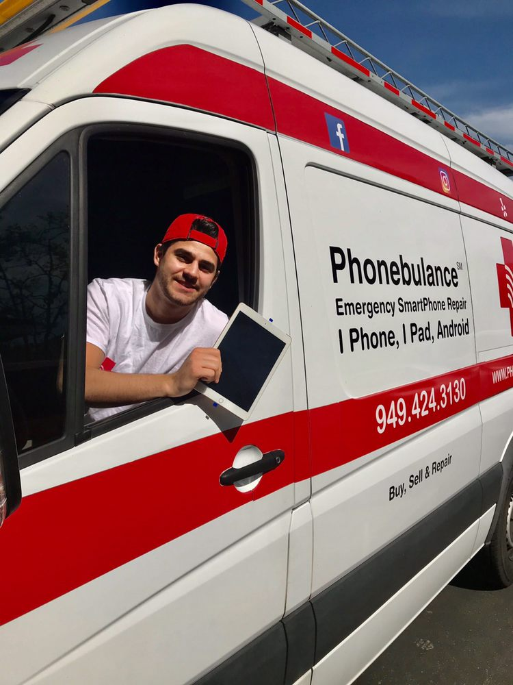 Phonebulance - South OC