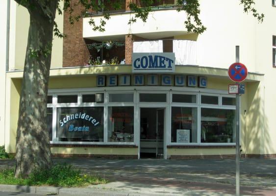 comet reinigung britz chiuso servizi di lavanderia buschkrugallee 221 neuk lln berlino. Black Bedroom Furniture Sets. Home Design Ideas