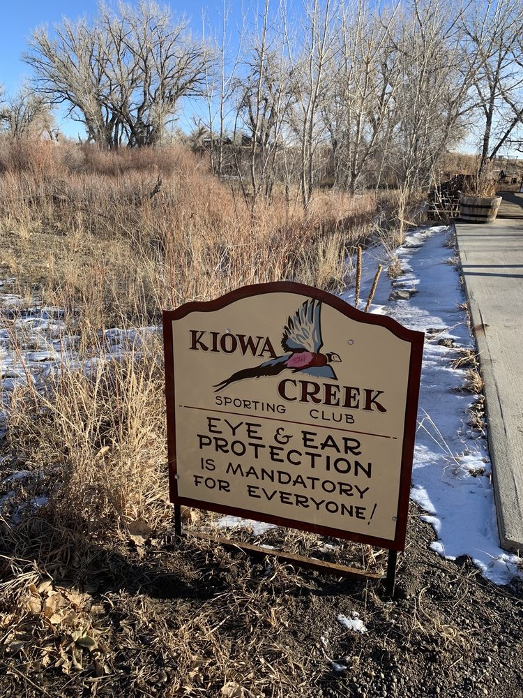 Kiowa Creek Sporting Club: 46700 E County Rd 30, Bennett, CO