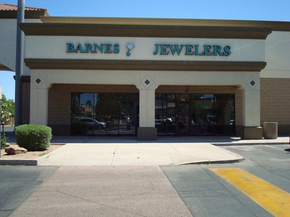 Barnes Fine Jewelers: 891 N Val Vista Dr, Gilbert, AZ