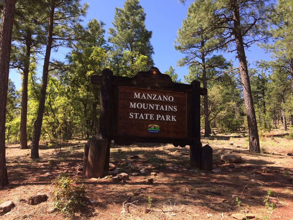 Manzano State Park: 1 Manzano State Park, Mountainair, NM
