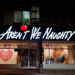 Aren t we naughty toronto