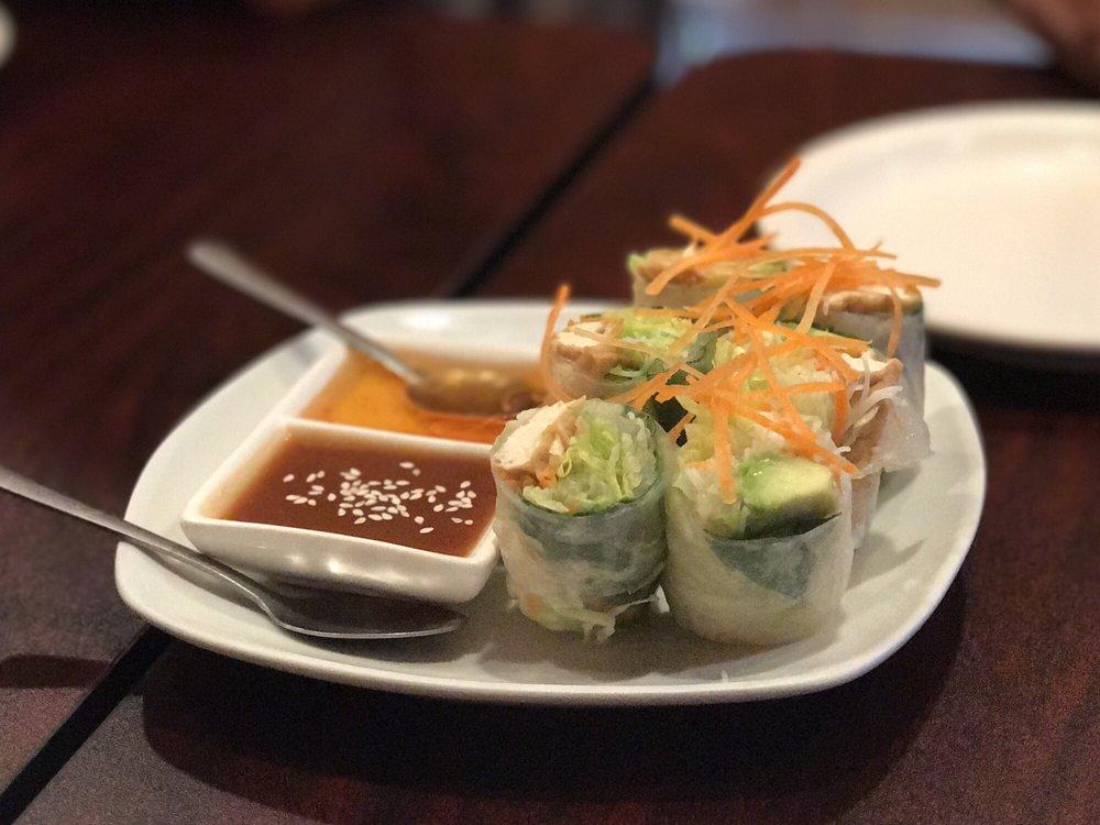 Food from Krua Thai