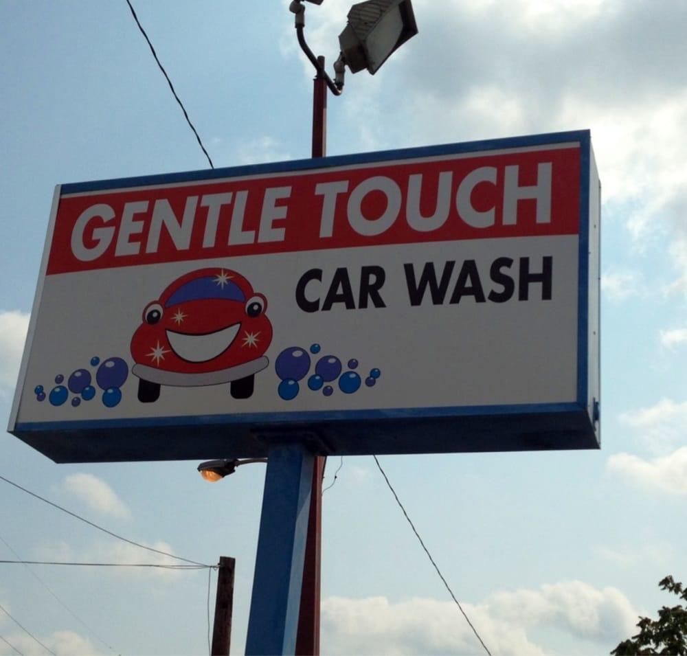 Gentle Touch Handscrub Car Wash