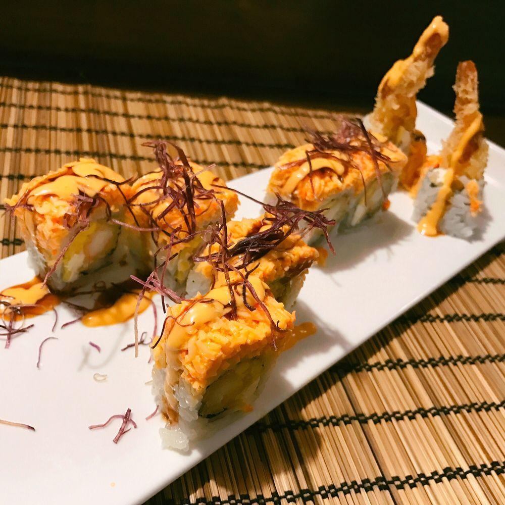 Kasai Sushi Bar Kitchen Indianapolis In