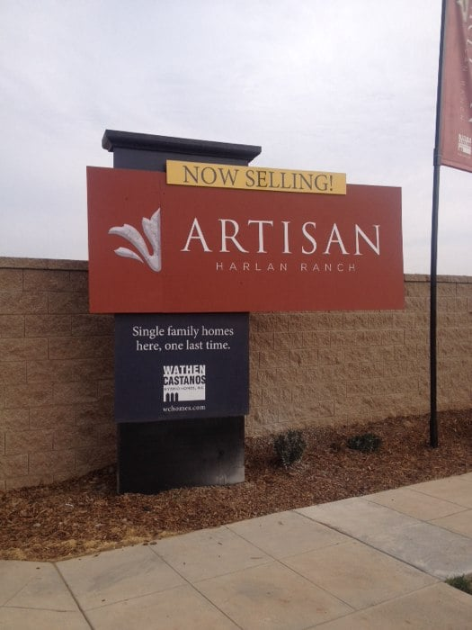 Artisan harlan ranch 1898 n highland ave for Harlan ranch