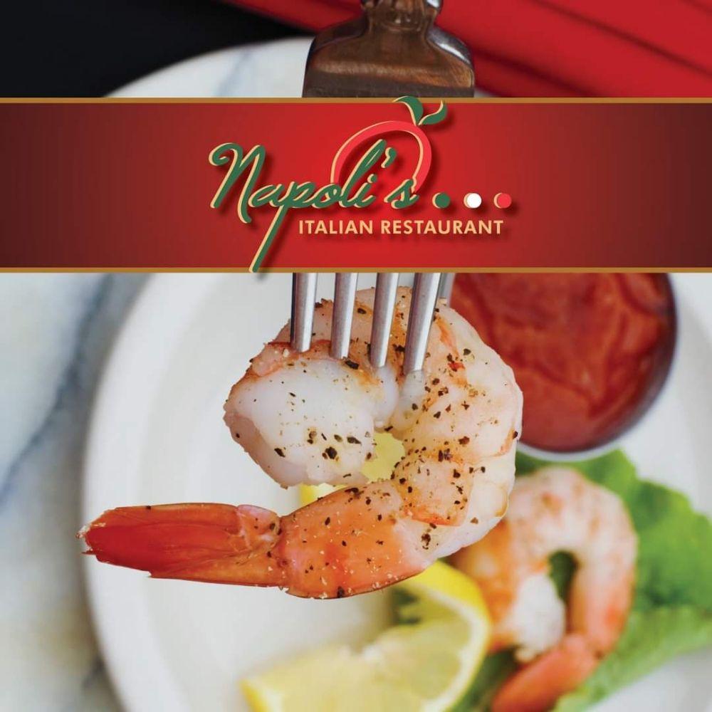 Napoli's Italian Restaurant: 225 S Grand St, Enid, OK