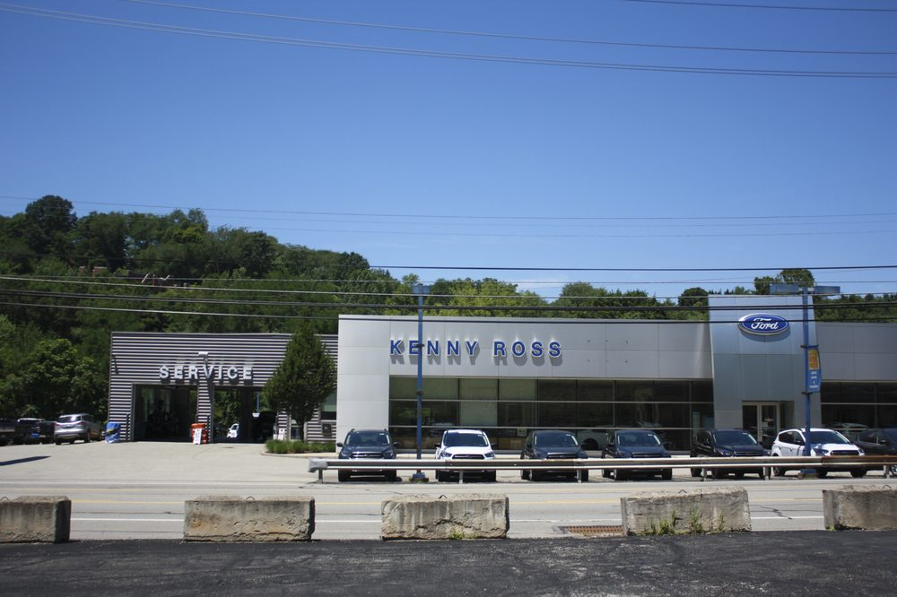 Kenny Ross Ford: Route 30 At Black Hill Rd, Adamsburg, PA