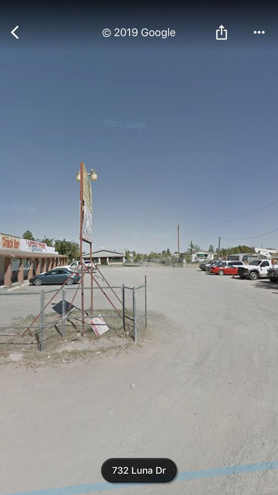 Little Store: 732 Luna Dr, Chaparral, NM