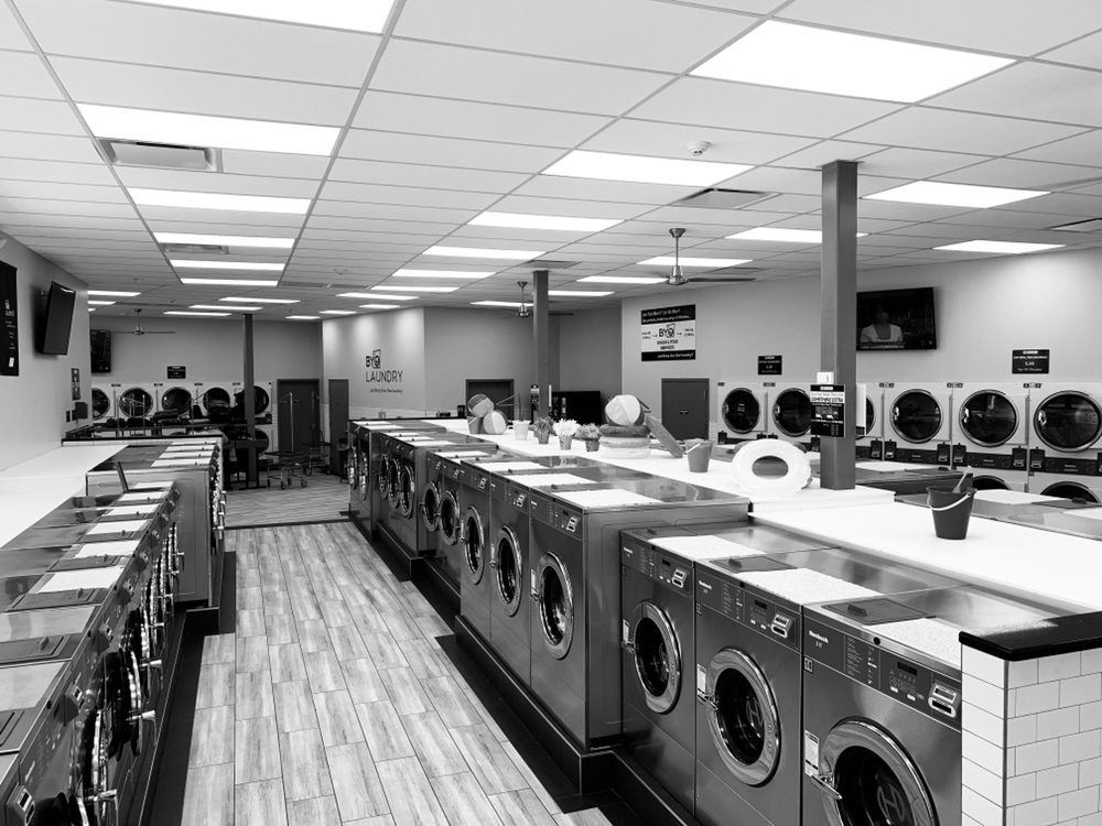 BYO Laundry: 1426 Rt 23 N, Butler, NJ