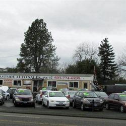 East Side Auto >> Eastside Auto Sales 21 Reviews Car Dealers 6214 Se 82nd Ave