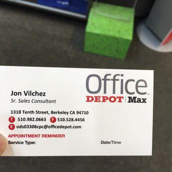 Office Depot - 54 Reviews - Office Equipment - 1318 10th St