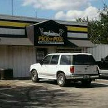 pick n pull 25 photos auto parts supplies 3900 woodville hwy tallahassee fl phone. Black Bedroom Furniture Sets. Home Design Ideas
