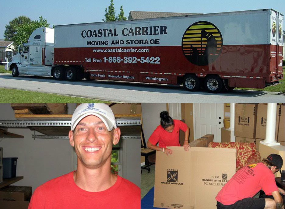 7d8407ca3c Coastal Carrier Moving   Storage - 16 Reviews - Movers - 312 Raleigh ...