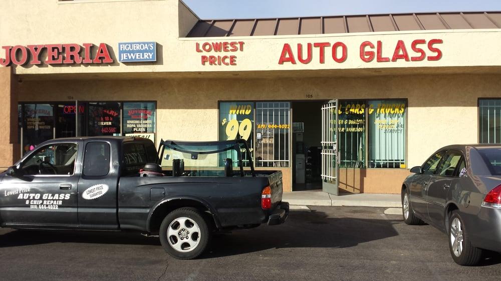 Auto Glass El Cajon