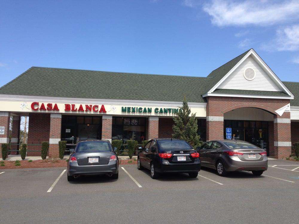 Mexican Restaurants Near Billerica Ma