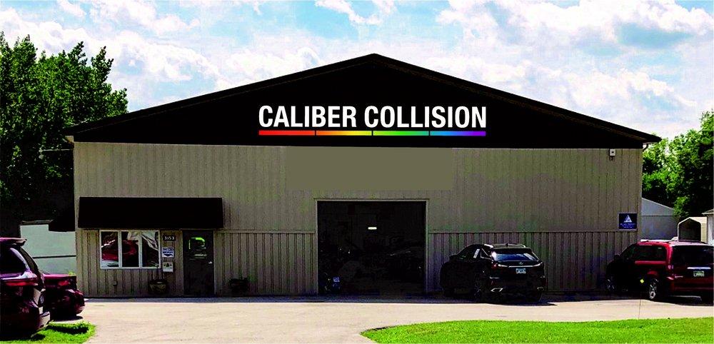Caliber Collision: 3153 Glenwood Dyer Rd, Lynwood, IL