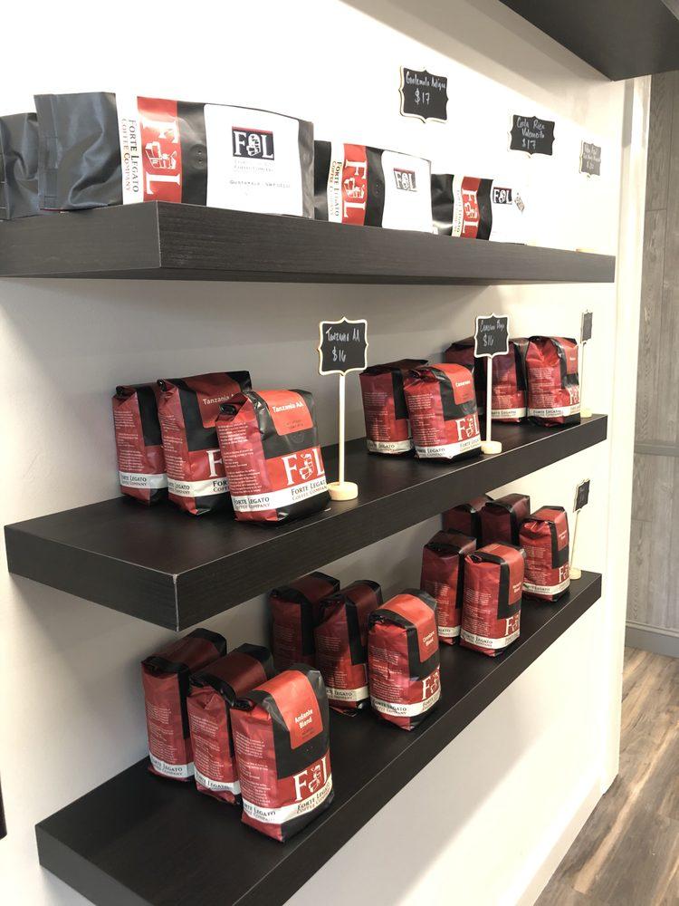 Forte Legato Coffee: 742 Anderson Rd N, Rock Hill, SC