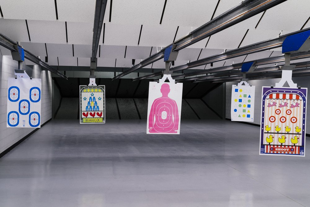 Social Spots from Elite Indoor Gun Range
