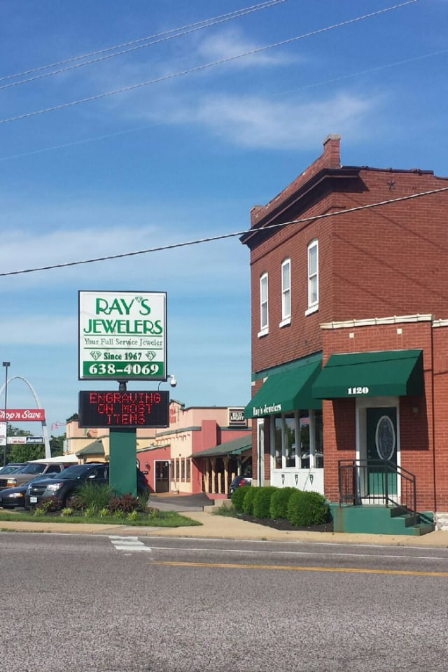 Ray's Jewelers: 1120 Lemay Ferry Rd, Saint Louis, MO