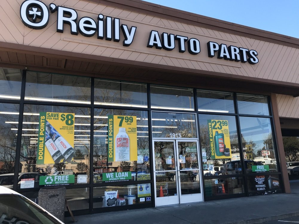 O'Reilly Auto Parts: 1915 W El Camino Real, Mountain View, CA
