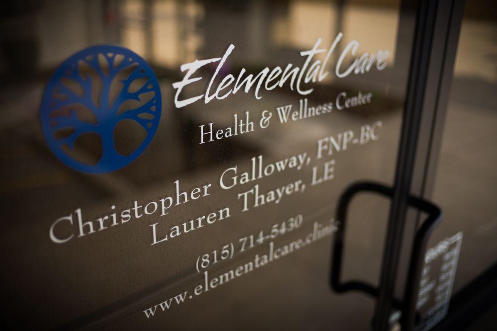 Elemental Care - Health & Wellness Center: 20660 Caton Farm Rd, Crest Hill, IL