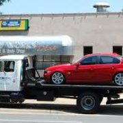 towing hudson wi