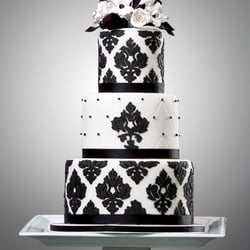 Photo Of Elaine S Custom Wedding Cakes San Antonio Tx United States Damask