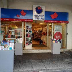 France Loisirs - Bookstores - 6 Rue Paul Guillon, Poitiers, Vienne
