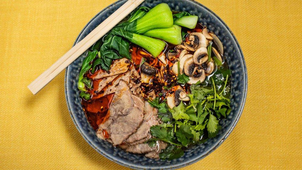 Gu Wei Noodles & Grill