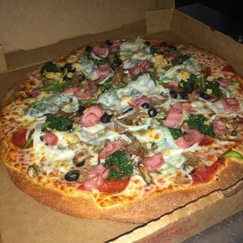 Mama S Pizza North Miami Beach