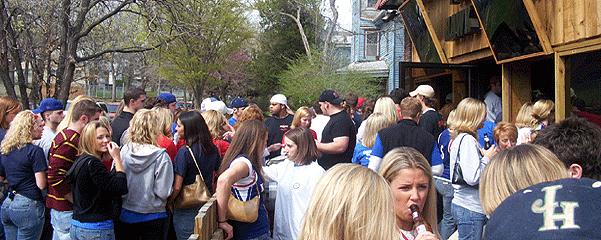 Jayhawk Cafe: 1340 Ohio, Lawrence, KS