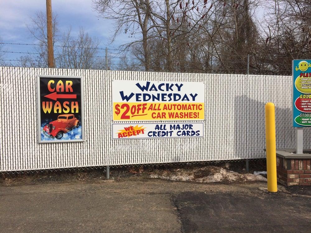 A Marvelous Car Wash: 593 Washington St, Middletown, CT